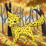 ((olive))Gepardzahn((eolive)) Deniz Scholz, es tut mir so leid aber ich bin so schlecht in Handbepunkten ;'( Name: Gepardzahn Aussehen: sieht hal