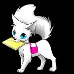 ((teal))Tiandra((eteal)) Tiandra ist die liebenswerte aber auch freche Schwester. Sie mag ihren Bruder Brokendevil eigentlich, aber wenn sie es offen