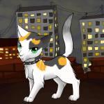 ((purple))Mania((epurple)) Mania ist eine Katze so ähnlich wie Geißel vom Charakter. Nur ist sie eine Einzellgängerin. Name: Mania Geschlecht: W Au