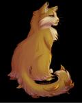 Löwenherz ist der Bruder von Distelblatt und Häherfeder.