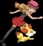 """((blue))Neues Leben in der Pokémonwelt((eblue)) (""""Hallihallo miteinander^^ Ich konnte mich wieder einigermaßen beruhigen vom letzten Kapitel, w"""