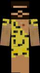 Wessen Skin ist das?