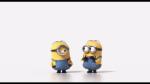 Die Minions werden von Justin Biber gesprochen.