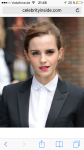 Die Schauspielerin von Hermine heißt Emma Watson?