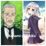 ((teal))Aura Einhorn((eteal)) Name: Aiko Inaki Alter:11 Jahre Geschlecht: Mädchen Rang: lebt mit ihrem Opa auf einen Bauernhof und kümmert sich um d