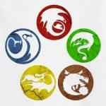 Dragons - Teste dein Wissen