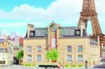 Wie heißt die Schule auf die Marinette, Alya, Adrien... gehen?