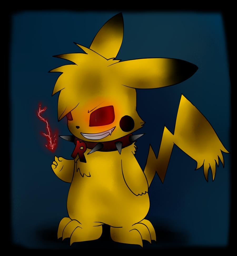Pikachu Böse