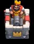 Ultra! Wie viel HP hat ein Königsturm auf Level 13?