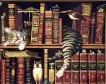 Wie viele Bücher hast du zuhause?