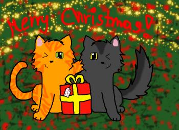Warrior Cats-Der MondClan???? Weihnachtsspezial