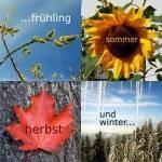 Welche Jahreszeit ist deine liebste?