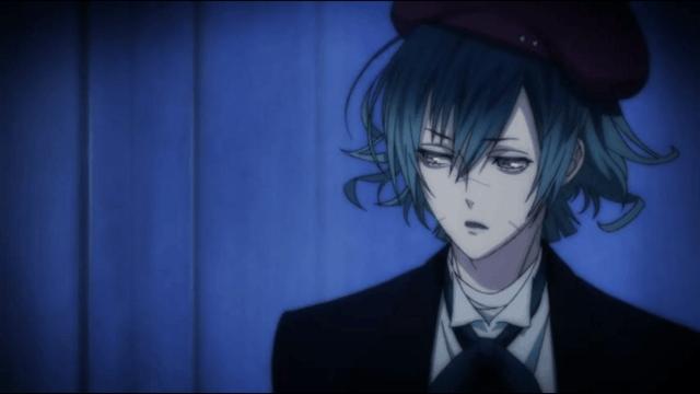 Azusa Mukami aus dem Anime Diabolik Lovers