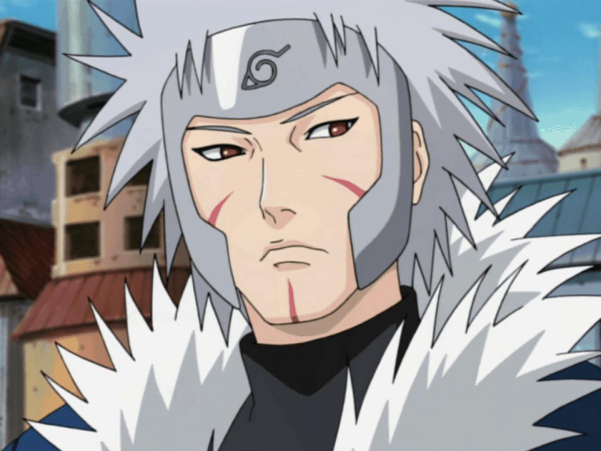 Tobirama Senju aus dem Anime Naruto.