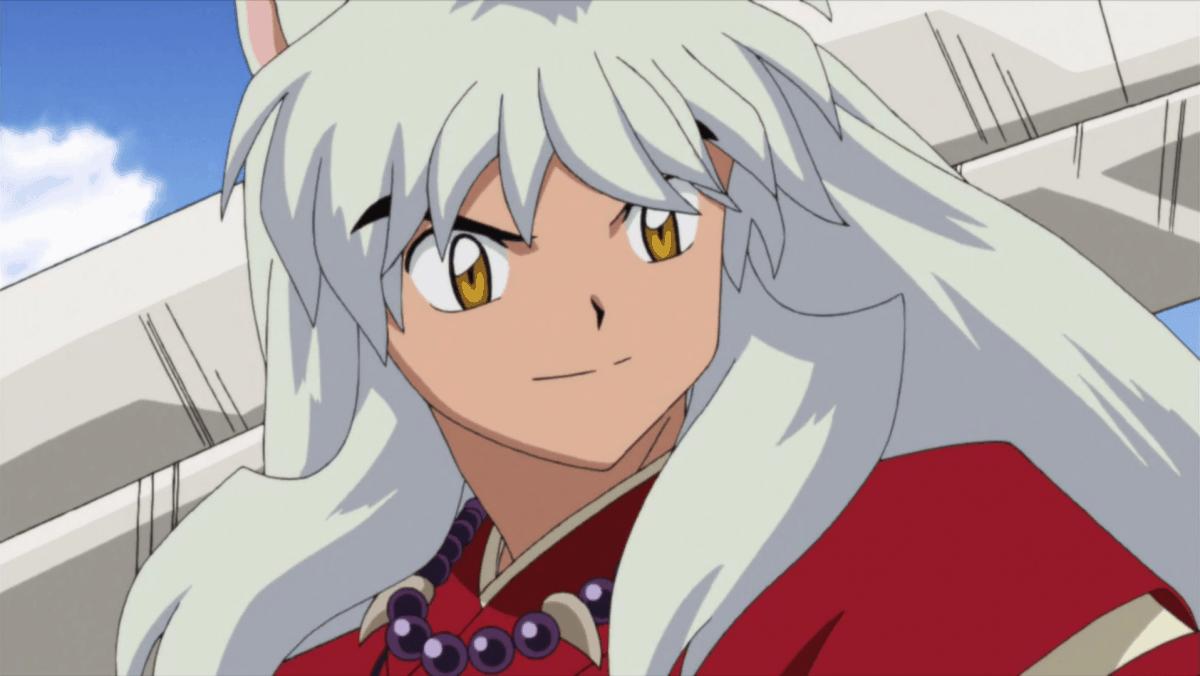 Inuyasha aus dem Anime InuYasha