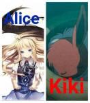 ((bold))Kyokiri-Chan's Stecki! ((ebold)) Name: Kiki Geschlecht: ((fuchsia))Weiblich((efuchsia)) Pokémon-Art: Evoli Aussehen: normales Evoli mit