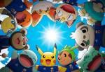 Die Teams 1.Team Kapitän: Name: Pikachu Level: 24 Aussehen: Gelb mit braunen Streifen am Rücken. Fußball-Triko: Blau mit dem Adidas Logo und einer