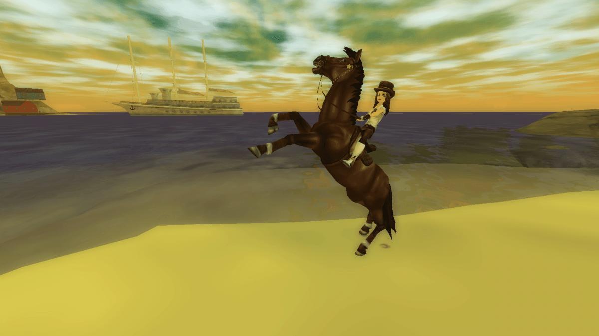 Was ist das neueste Lieblingspferd in SSO?
