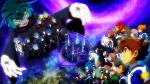 Reinfolge gegen die Galaxy Eleven antritt: Sandorius Eleven Sazanaara Eleven Ultimate Darkness (Wird nach der ersten Halbzeit abgebrochen) Faram Dite