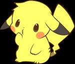 Jetzt wird es etwas schwerer! Pikachu's stärkste Attacke ist Donnerblitz.