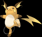 Pikachu möchte in Pokemon Gelb ein Raichu werden?