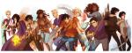 Die Wahlen der Percy Jackson und Helden des Olymp Figuren