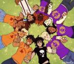 ((big))((olive))Die Stimmen((eolive))((ebig)) ((purple))Kategorie 1:((epurple)) - Trainer Hedge & sein Baseballschläger 5 - Percy & Grover 6 - Piper