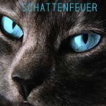 ((blue))Hier ist ja auch schon der Bruder von Schlangenblut: Schattenfeuer. Auch er ist eine an sich sehr gute Katze. Er ist in Düsterlicht verliebt.