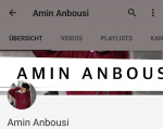 Seit wann existiert sein YouTube Kanal?