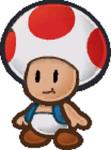 Bei Paper Mario Color gibt es keine Schlüsseltoads?