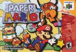 Es gibt mehrere Paper Mario Spiele?