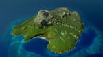 So sieht die Insel Mako Island aus