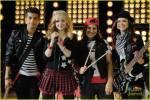 Wie heißt die Band die Liv mit Willow, Holden und Andie bildet?