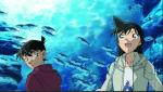 Wann gesteht Shinichi auch seine Liebe zu Ran(was aber nicht ernst genommen wird)?