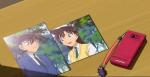 Warum hat Shinichi 2 Handys?