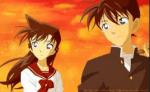 Wo gestand Shinichi seine Liebe zu Ran?