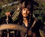 Jack Sparrow, ein Lehrer an der Schule. Außerdem ist er Candys Vater.