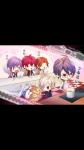 Welche Reihenfolge des Alters haben die Sakagami Brüder? (von alt nach jung)