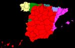 Wie lautet die zweite Amtssprache nach Spanisch?