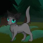 *Eine schwarz gestreifte Kätzin huscht durchs Unterholz auf dich zu* Wer bist du und was willst du hier? Das ist FeuerClan-Territorium! *faucht*