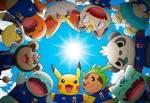 Team Pokemon, auf ewig! Wir sind dass beste Team der Welt! So heißt euer Motto!