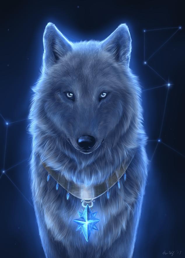 Schwarzer Wolf Mit Roten Augen Hylenmaddawardscom