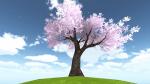Was für einen Easter Egg gab's einstmals am Kirschbaum?