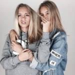Lisa und Lena leben in Stuttgart.
