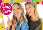 Ein Poster der Musical. ly Zwillinge Lisa & Lena.