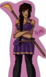 Mit wem bringt sie die Athena Parthenos nach CHB?