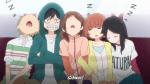 Wie heißen die vier Freunde von Futaba?