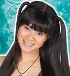 Das ist Jackie. Sie kommt aus Singapur.