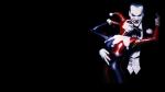 Joker hatte Harley in einer TAS Folge aus einem Fenster geschubst.