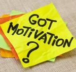 """Okay, soviel zu Ideen. Jetzt mal zur Motivation:) Wenn du einen Eimer mit der Aufschrift """"Motivation"""" - wie voll wäre er!"""